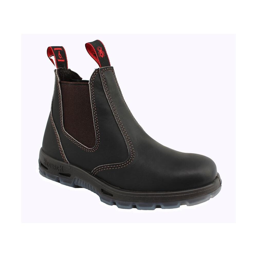 Redback Bobcat Boots Brown