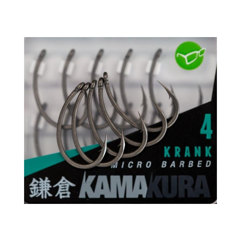 Korda Kamakura Hooks - Krank - Barbed