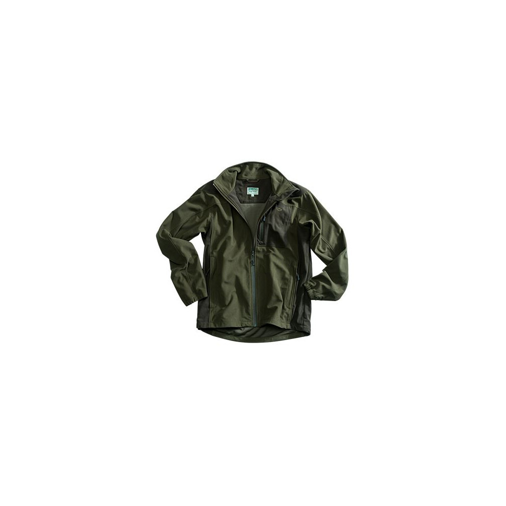 HOGGS OF FIFE Hoggs of Fife Kinross Waterproof Field Jacket Green
