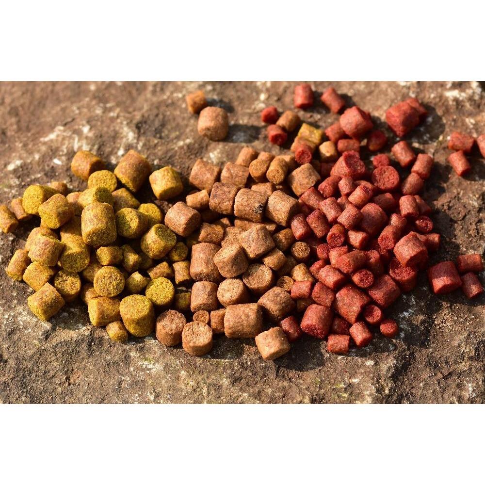 Dynamite Baits Big Fish River Pellets - Meat-Furter -  4mm, 6mm & 8mm Unknown