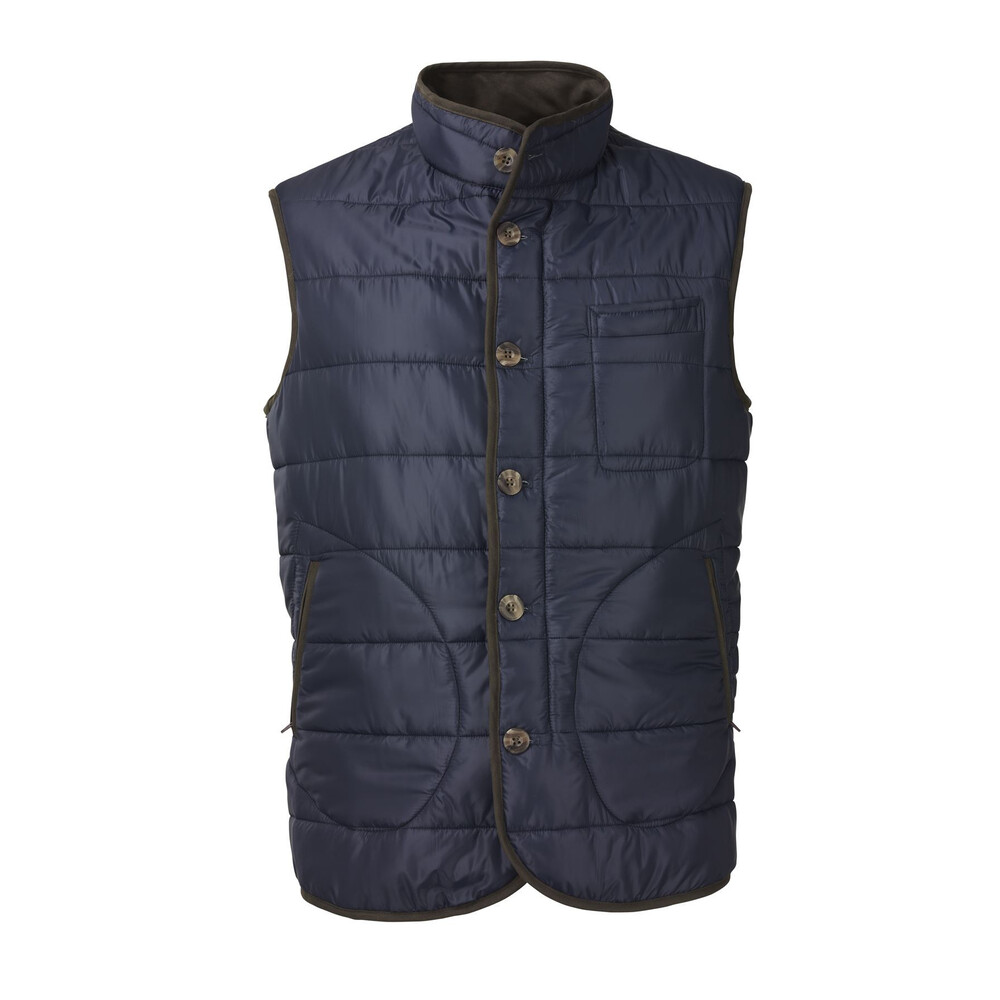 Laksen Donnington Vest - Navy