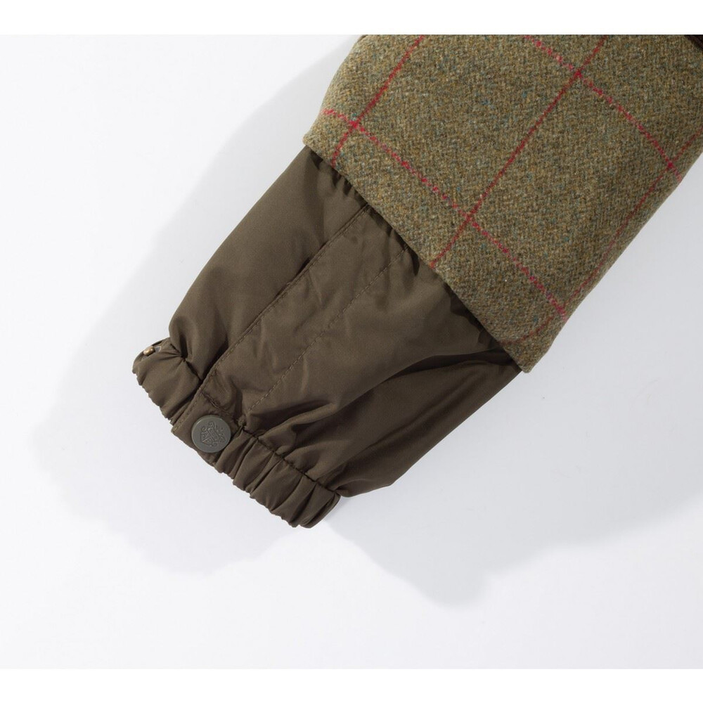 Alan Paine Combrook Tweed Shooting Coat Sage