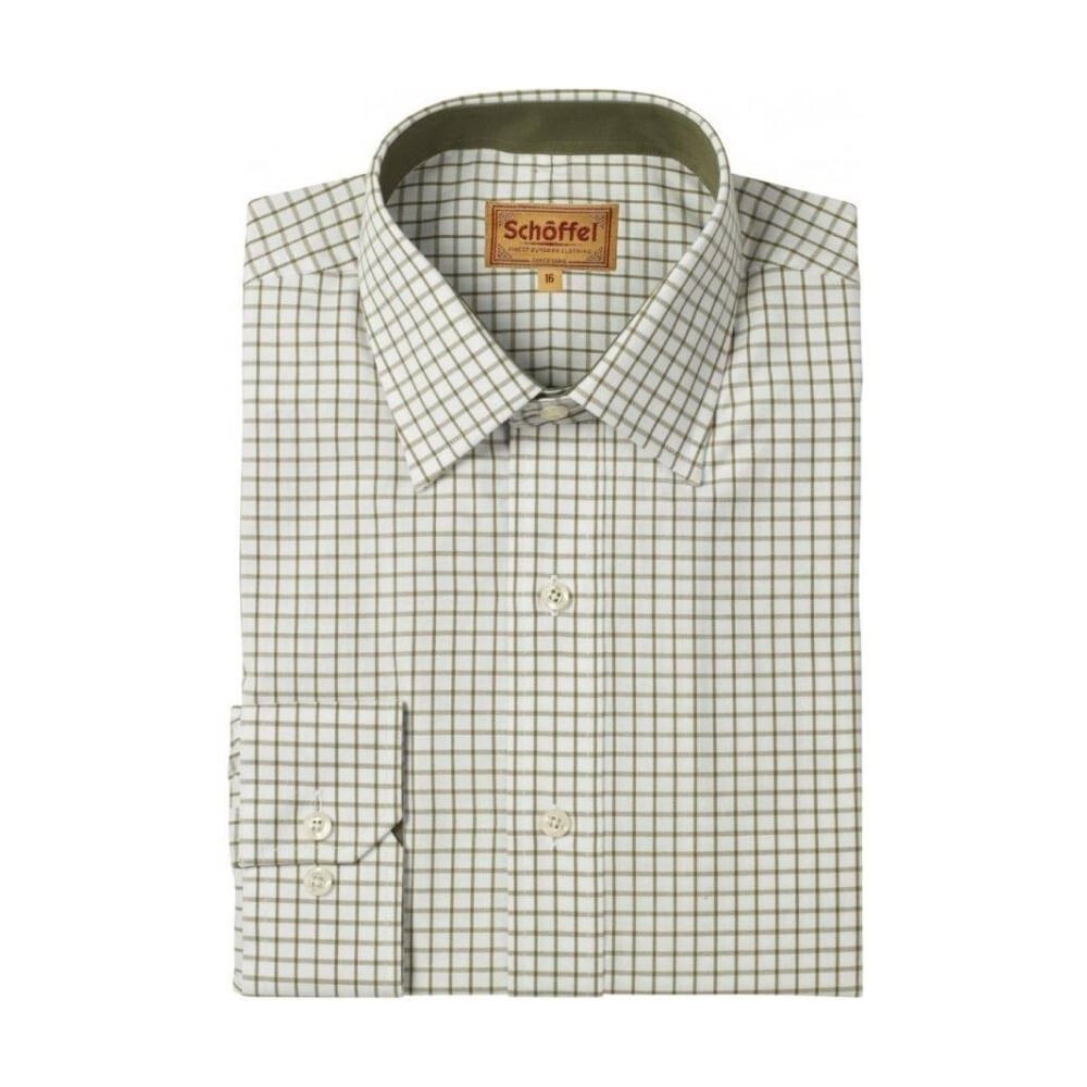 Schoffel Schoffel Cambridge Shirt - Olive