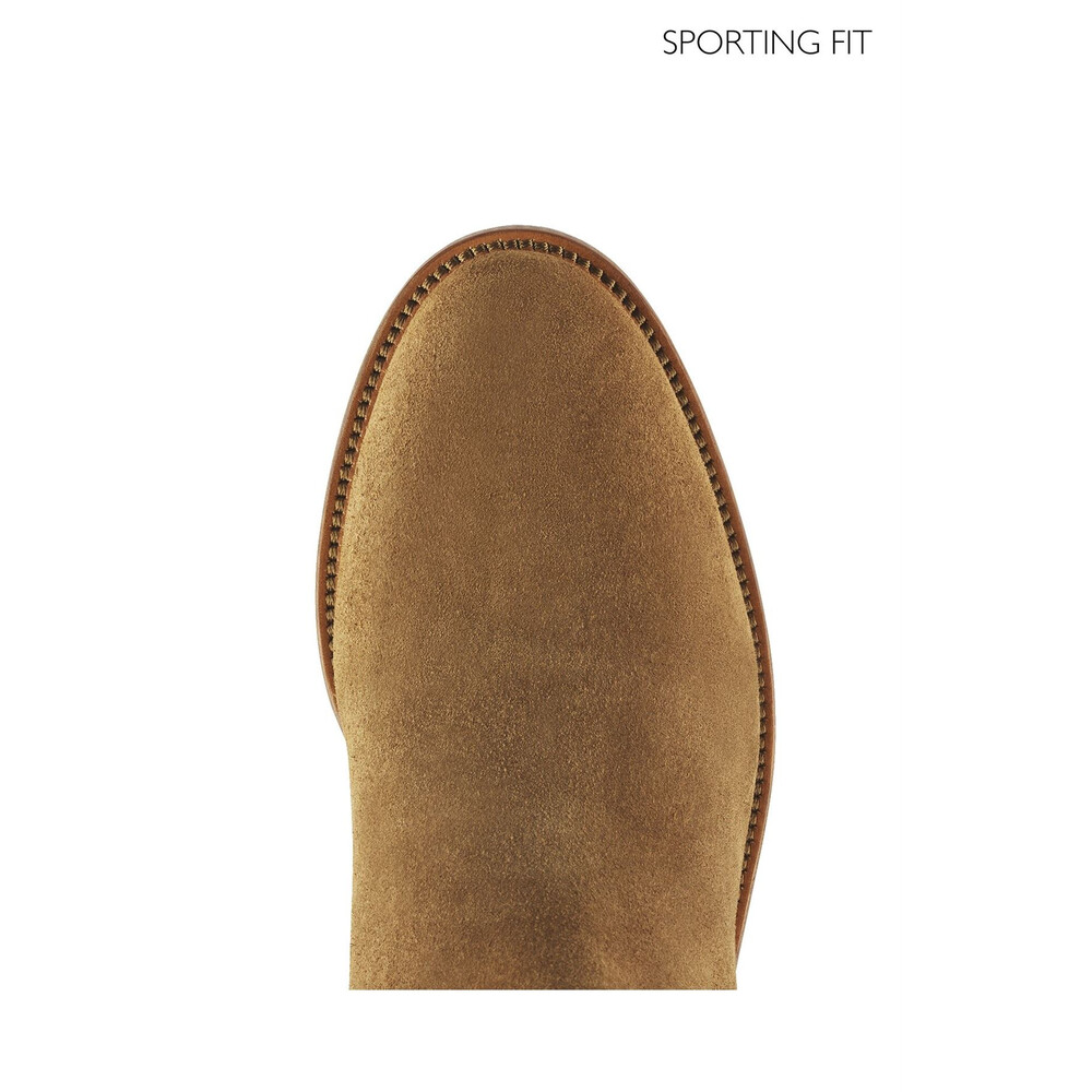 Fairfax & Favor Regina Boot - Sporting Fit Tan