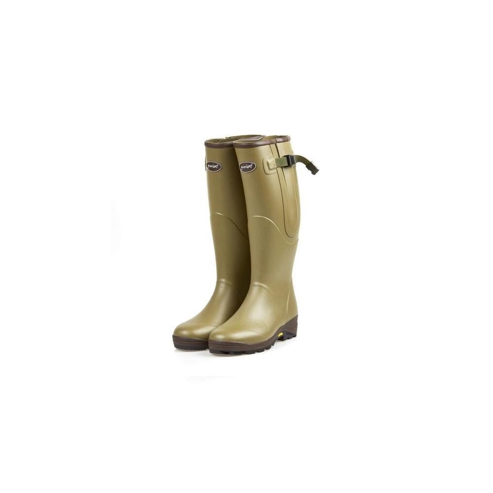 Gumleaf Invicta Neoprene Lined Wellington Boots