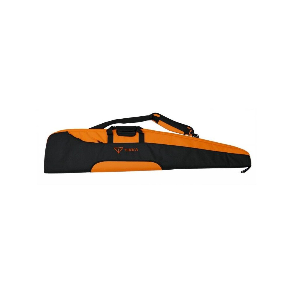 Tikka Padded Rifle Bag Orange/Black