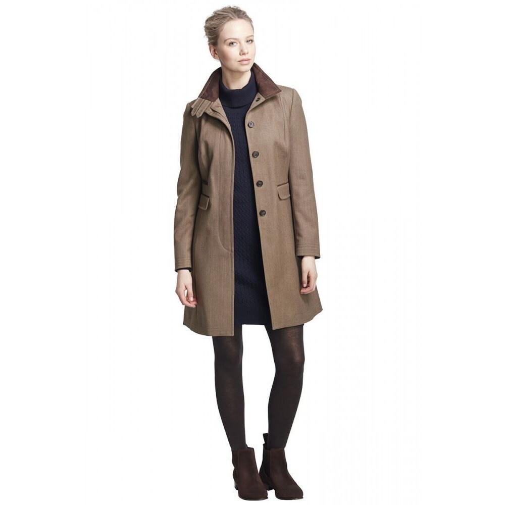 Dubarry Elmtree Tweed Coat - Loden Loden Tweed