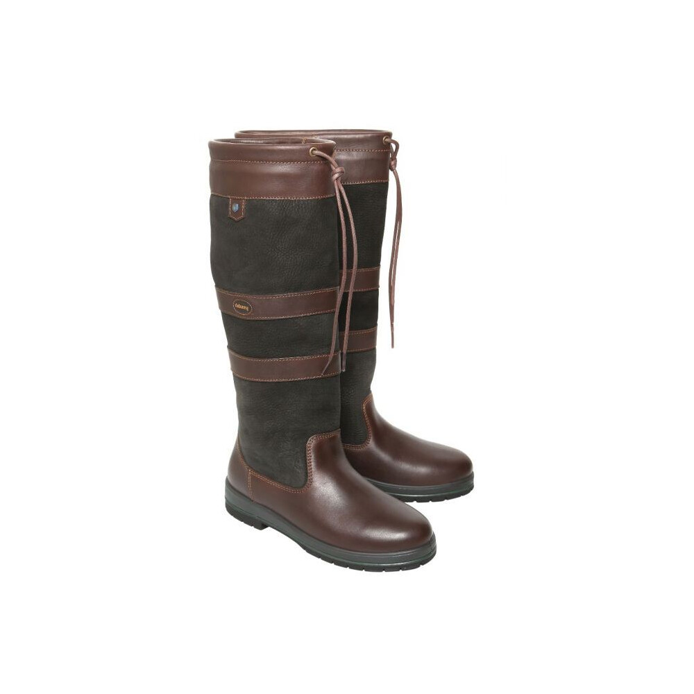 Dubarry Galway Boot - Black/Brown Black/Brown