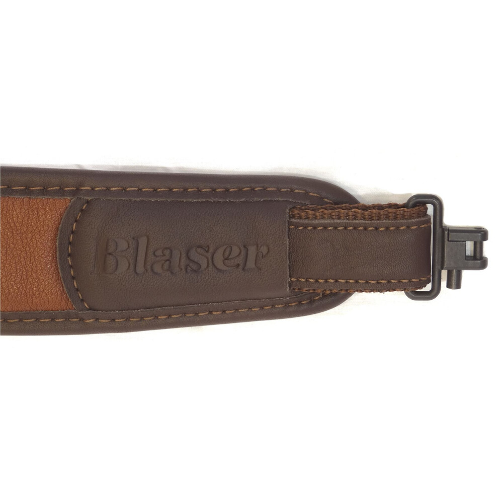 Blaser Rifle Sling - Cowhide Leather