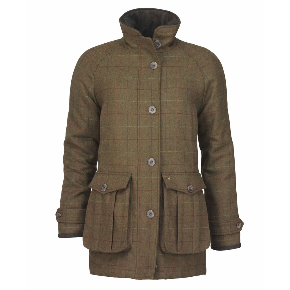 Laksen Laksen Temple Tweed Coat