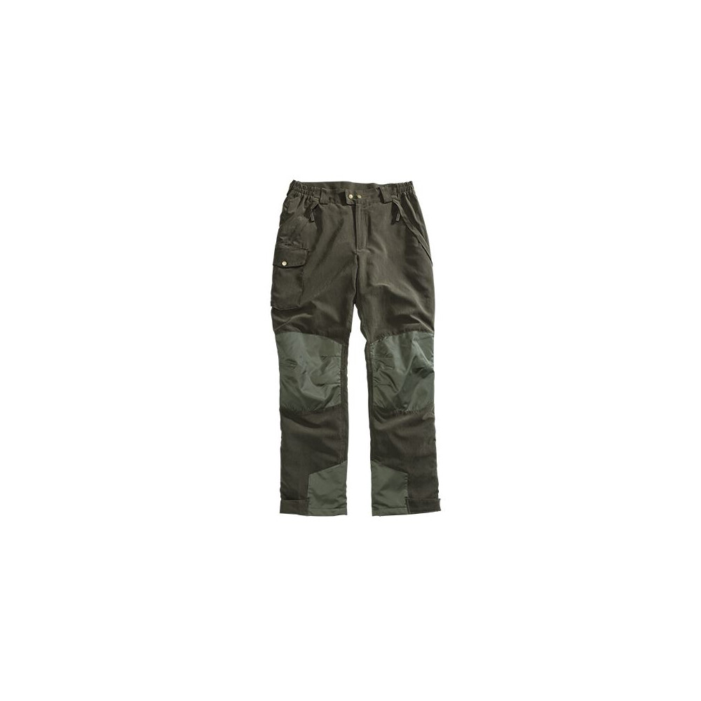 Hoggs Of Fife Hoggs of Fife Glenmore  Waterproof Shooting Trousers - Dark Olive