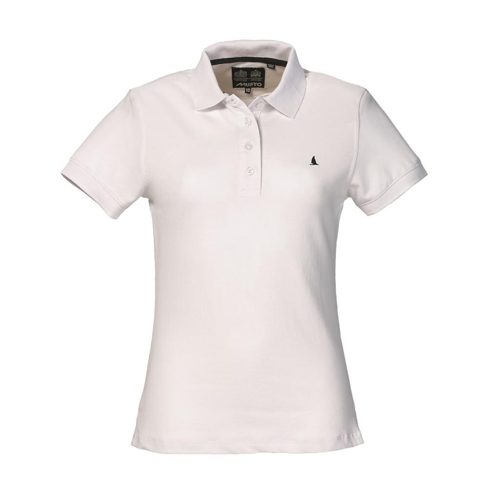 Musto Musto Natalia Polo Shirt - Mint