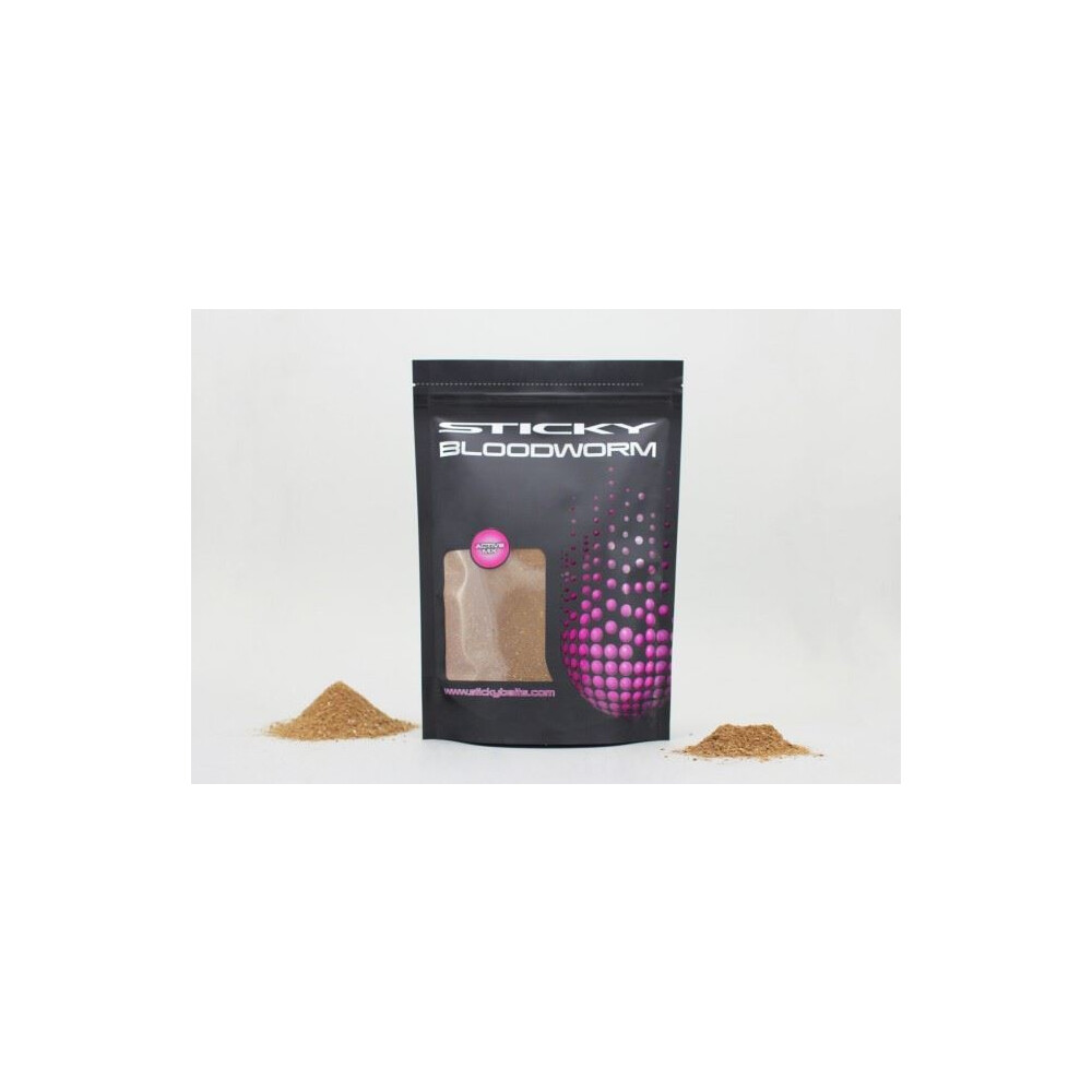 Sticky Baits Bloodworm Active Mix - 900g Unknown