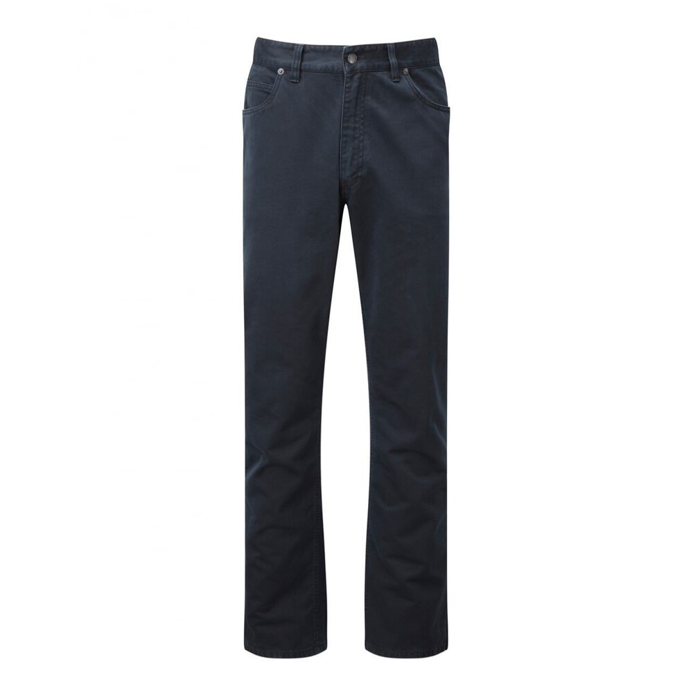 Schoffel Canterbury 5 Pocket Jean - NavyLong Navy