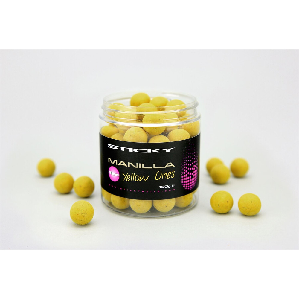 Sticky Baits Manilla Yellow Ones Unknown