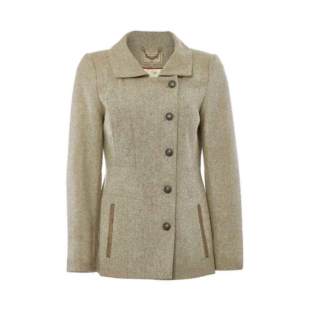 Dubarry Moorland Tweed Jacket - Sable