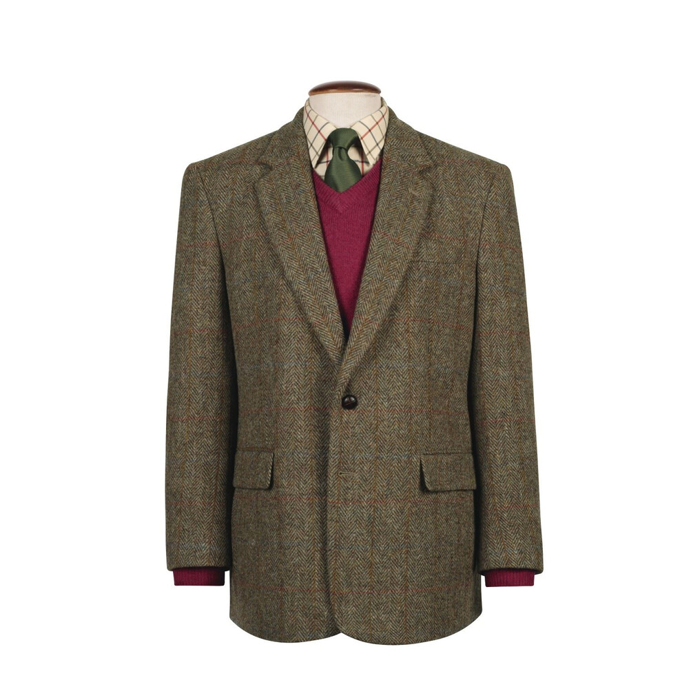 Harris Tweed Jacket - TaransayRegular