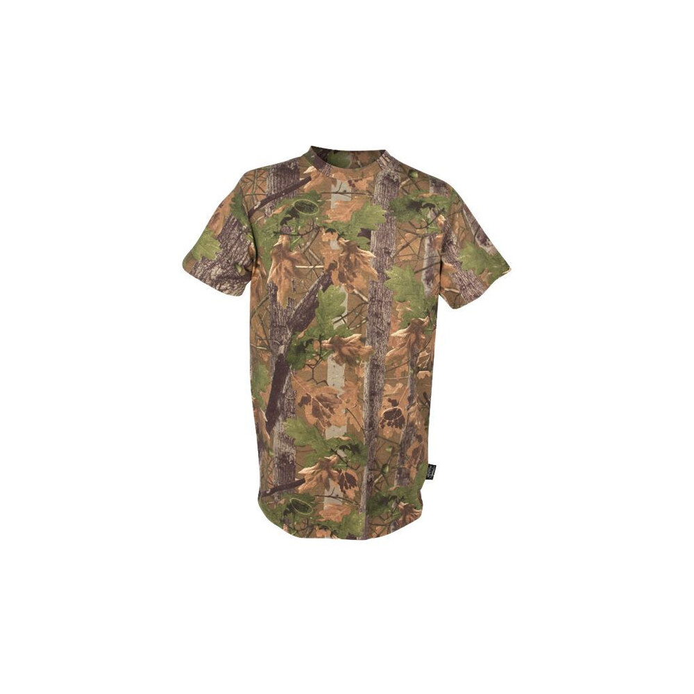 Jack Pyke Jack Pyke T-Shirt - English Oak