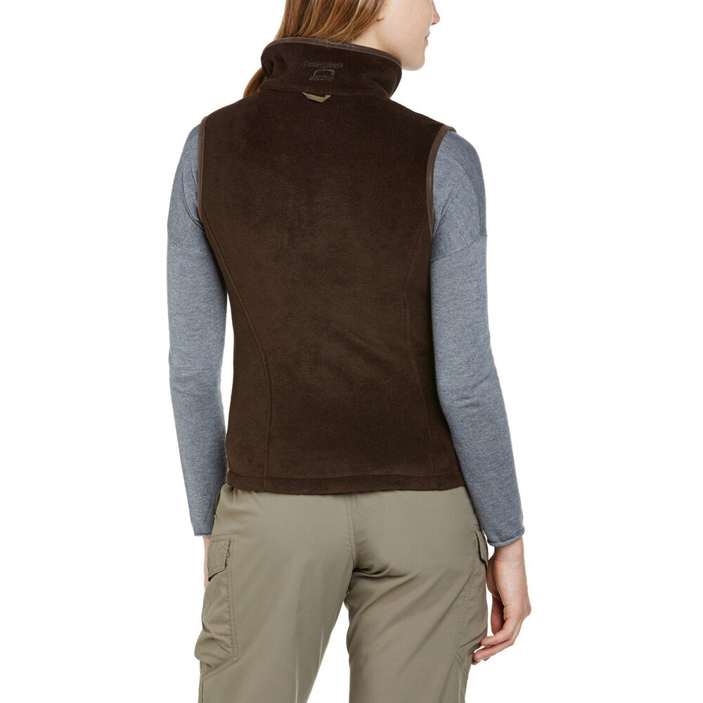 Baleno Sally Gilet Chocolate