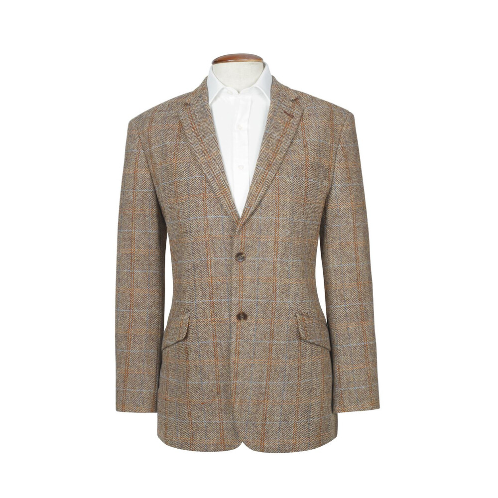 Harris Tweed Jacket - HamishRegular
