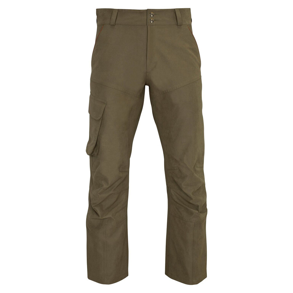 Alan Paine Alan Paine Berwick Waterproof Trousers - Olive