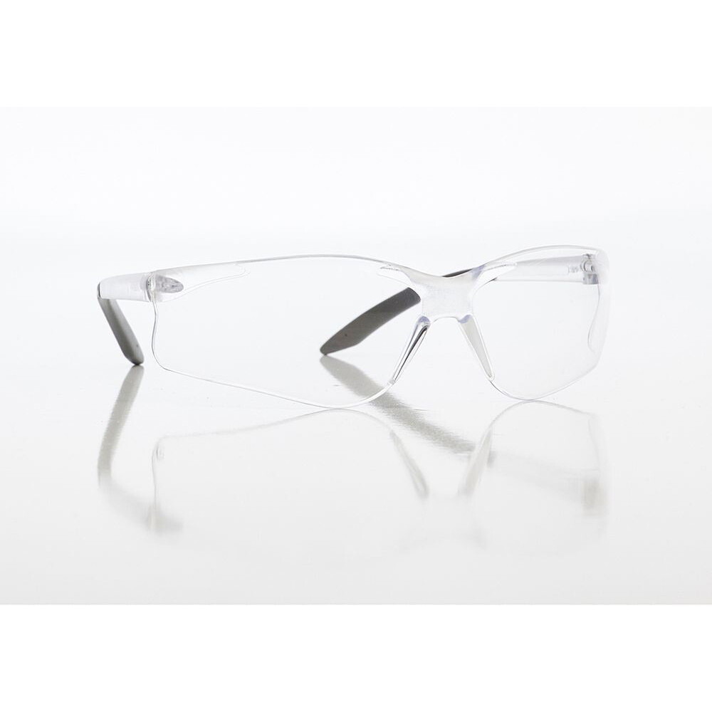 Riley Fabri Shooting Glasses - Clear