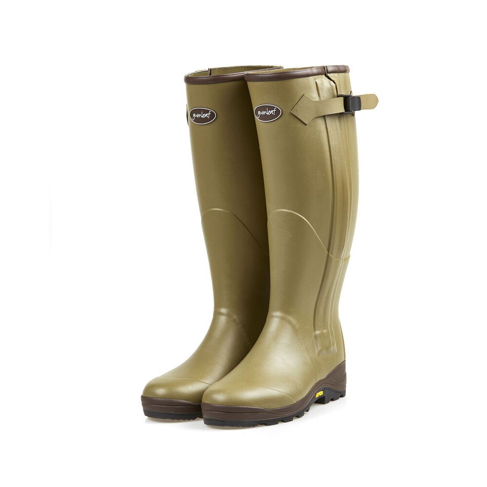 Gumleaf Gumleaf Royal Zip Neoprene Lined Wellington Boot