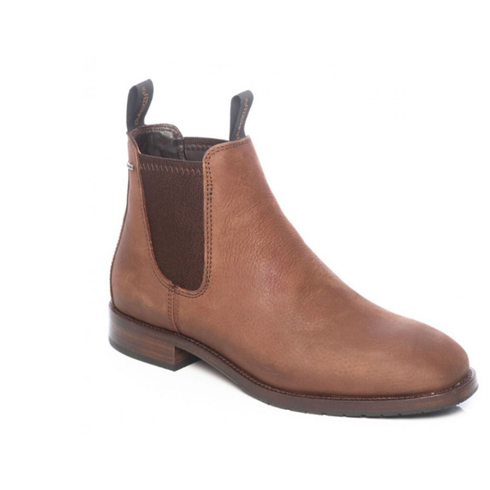 Dubarry Kerry Leather Ankle Boot  - Walnut
