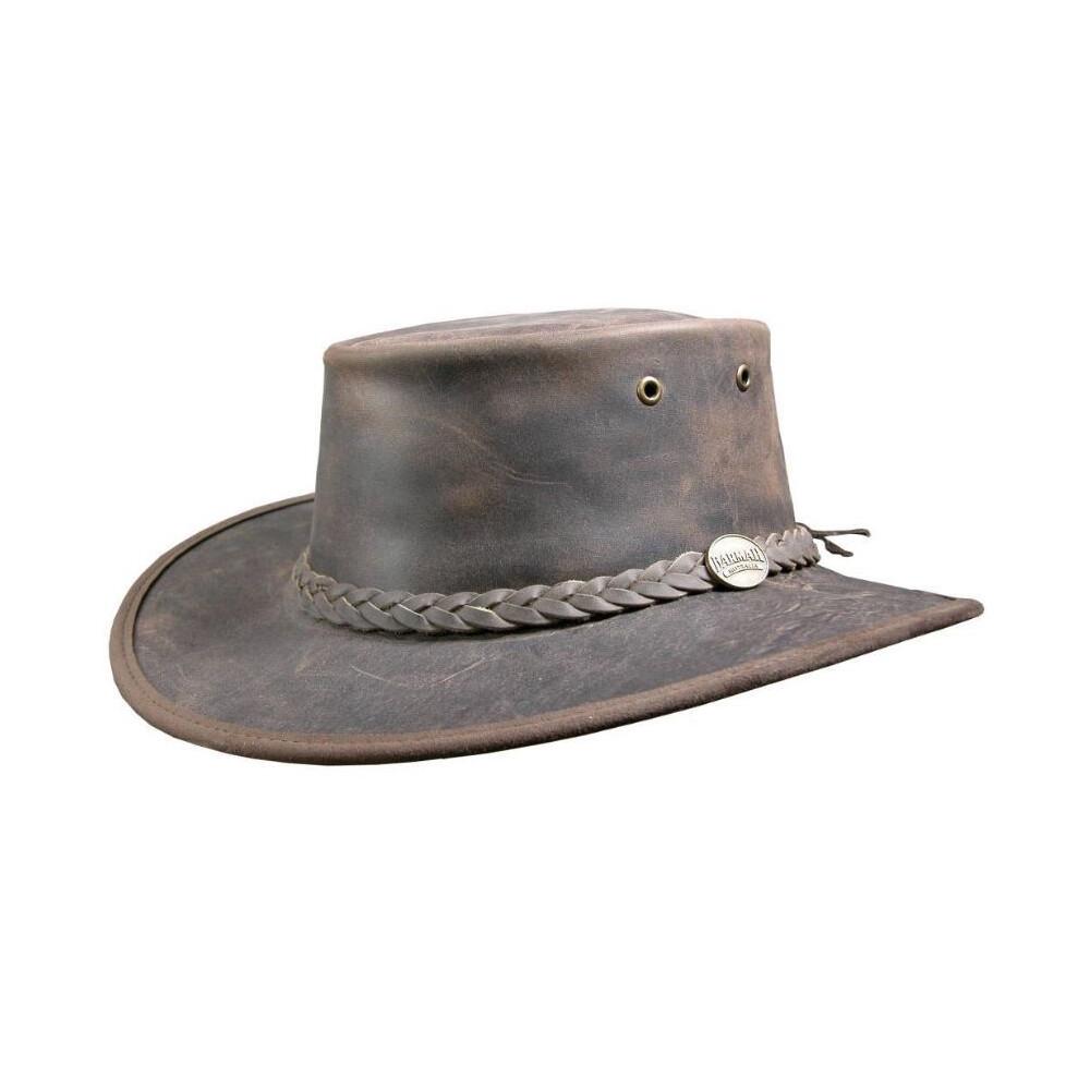 Barmah Bronco Foldaway Hat