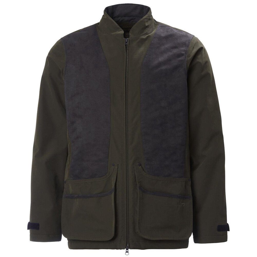 Musto Montrose BR1 Jacket - Rifle Green