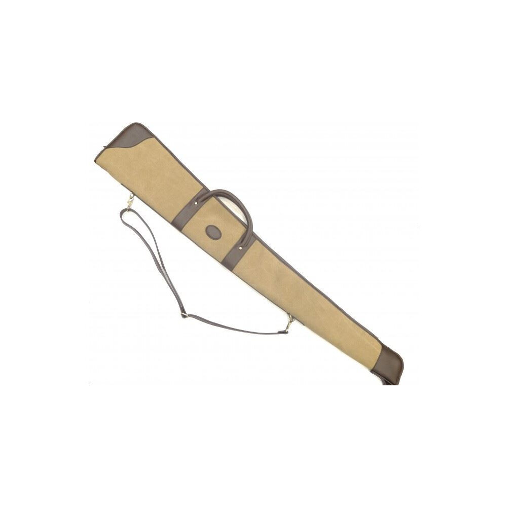 Maremmano Canvas Shotgun Slip Tan