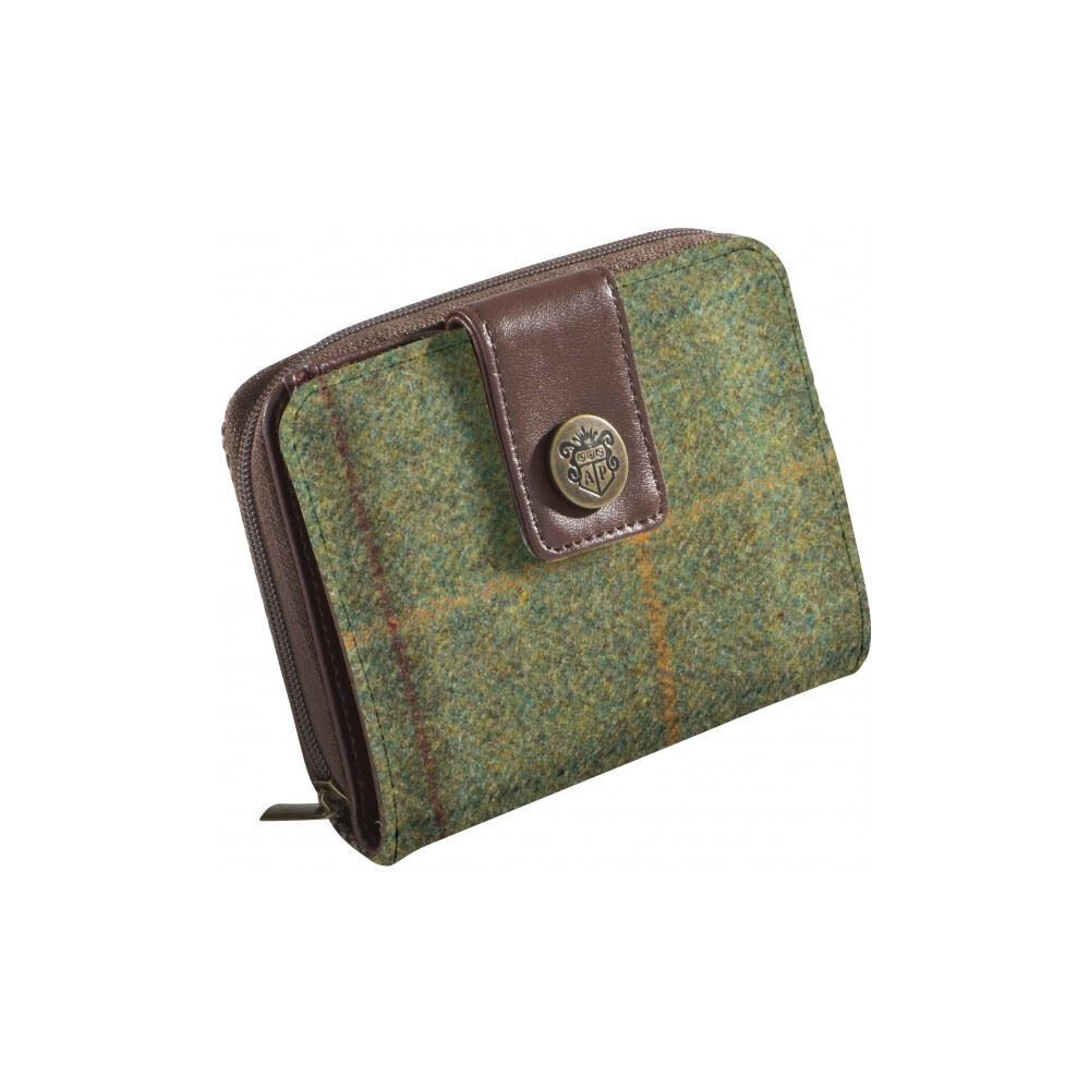 Alan Paine Alan Paine Combrook Ladies Small Purse - Landscape