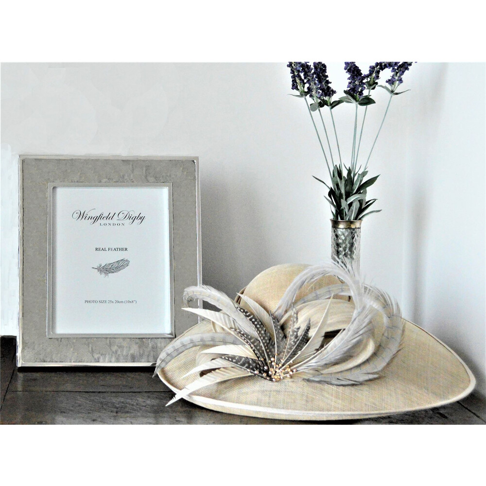 Wingfield Digby Photo Frame - Duck Feather - 8 x 10