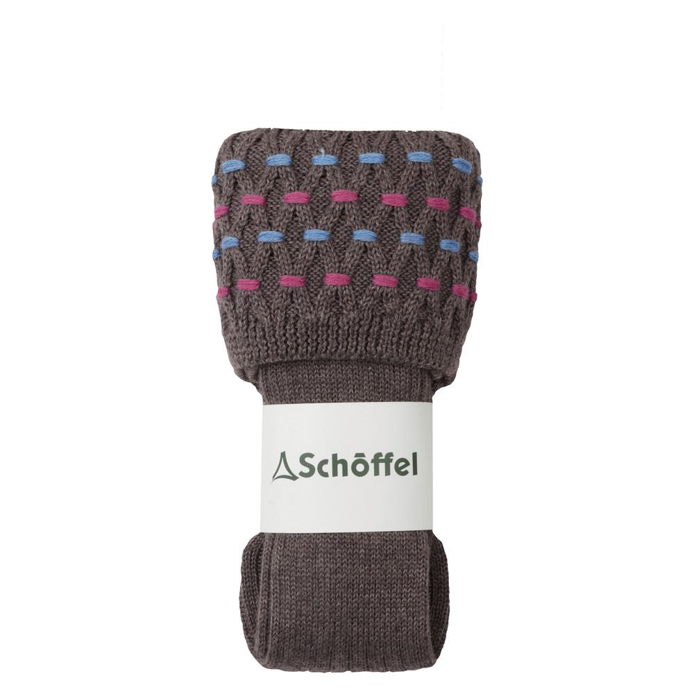 Schoffel Schoffel Stitch II Sock - Mink