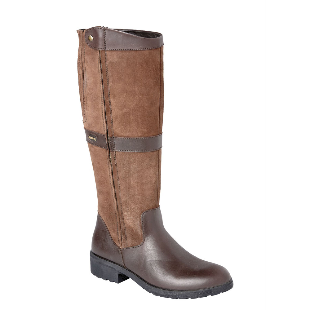 Dubarry Sligo Boot - Walnut