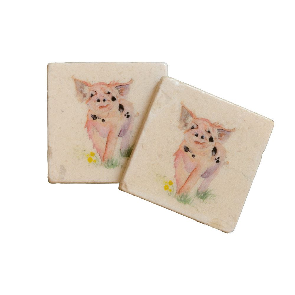 Kate Of Kensington Kate of Kensington Coasters - Tiny Trott