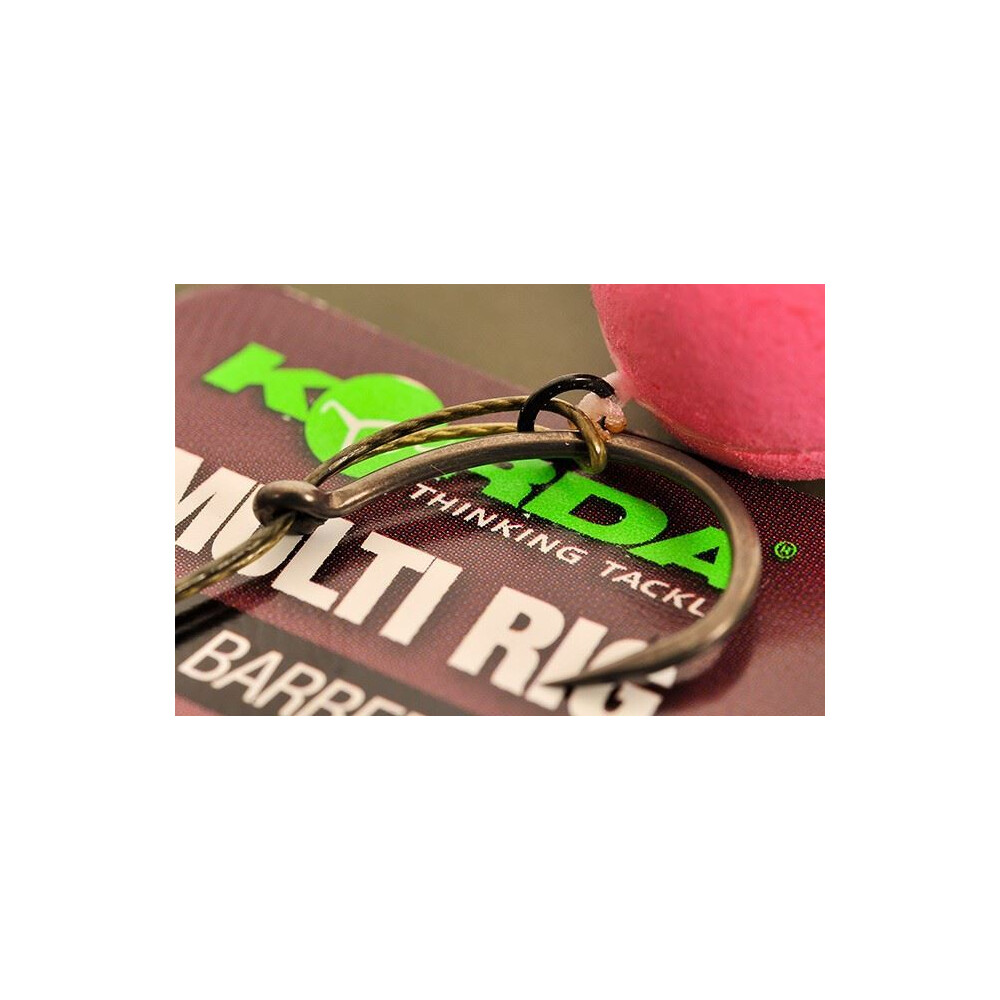Korda Ready Tied Multi Rig - Barbless Unknown