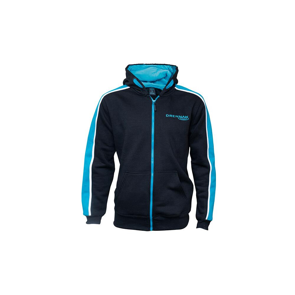 Drennan Full Zip Hoody Black Unknown