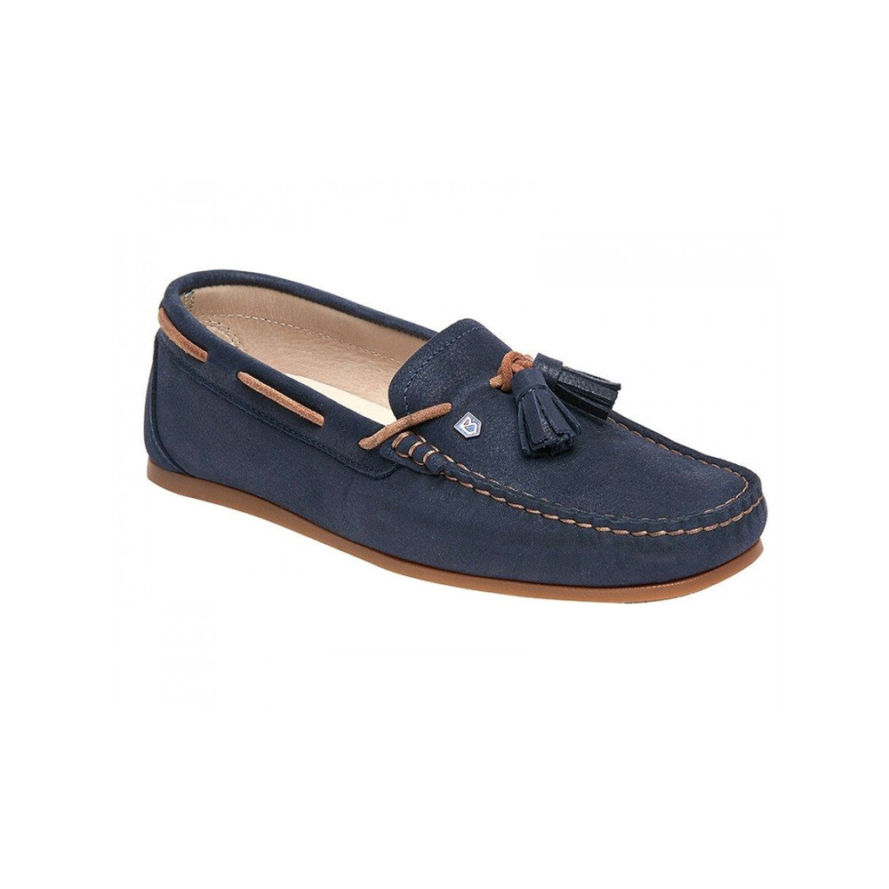 Dubarry Dubarry Jamaica Loafer With Tassel - Navy