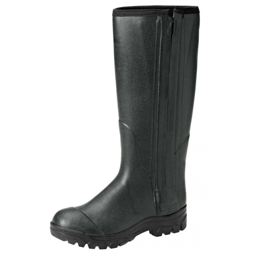 "Seeland Allround 18"" 4mm Neoprene Side-Zip Wellington Boots"