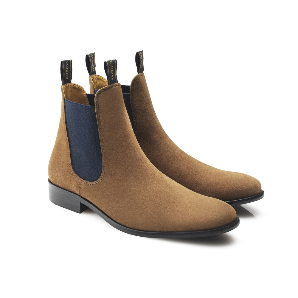 Fairfax & Favor Fairfax & Favor Chelsea Boot - Tan