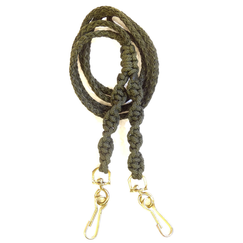 Unknown Lanyard Barley Twist - Double