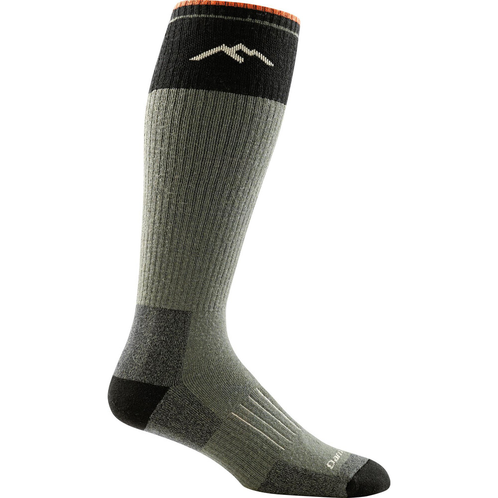Darn Tough Darn Tough Hunter Over-the-Calf Extra Cushion Mens Sock - Forest