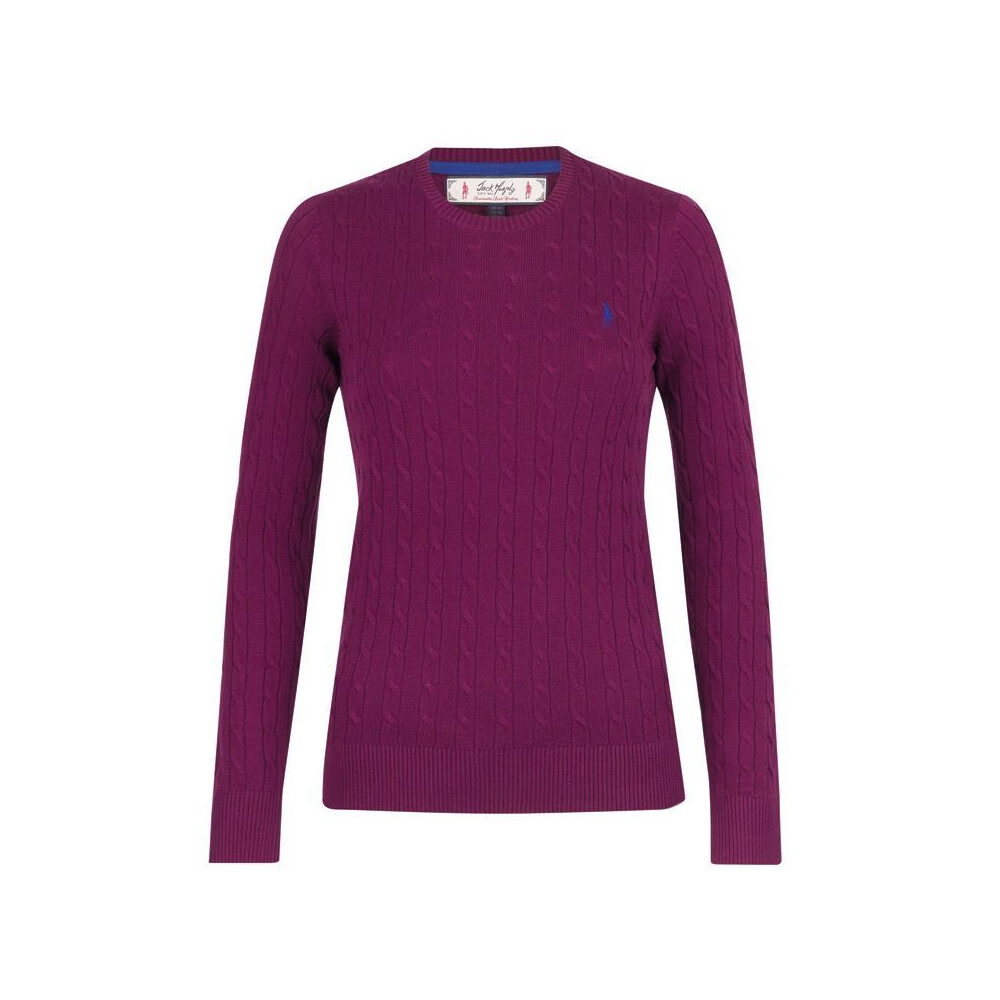 Jack Murphy Jack Murphy Ashling Crew Neck Sweater -  Willow