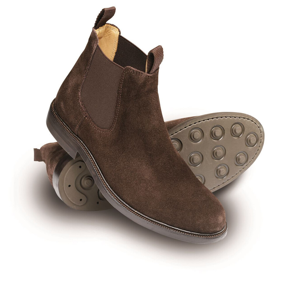 Laksen Lady Chelsea Boot - Chocolate