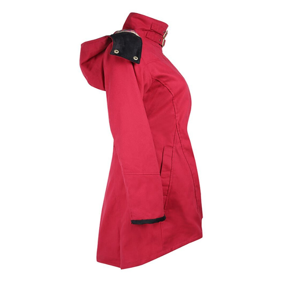 Welligogs Odette Jacket - Cranberry Red