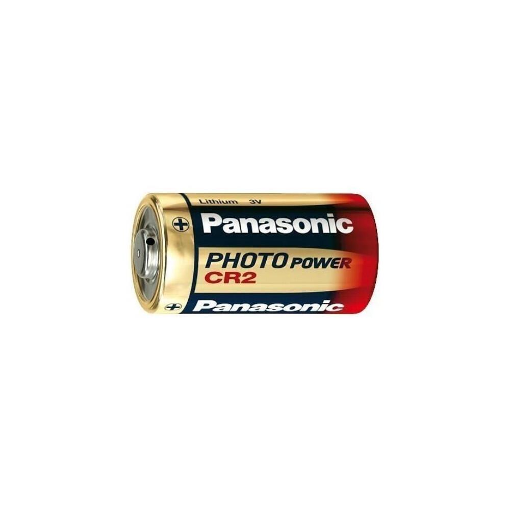 Allcocks Panasonic 3V CR2 Lithium Battery