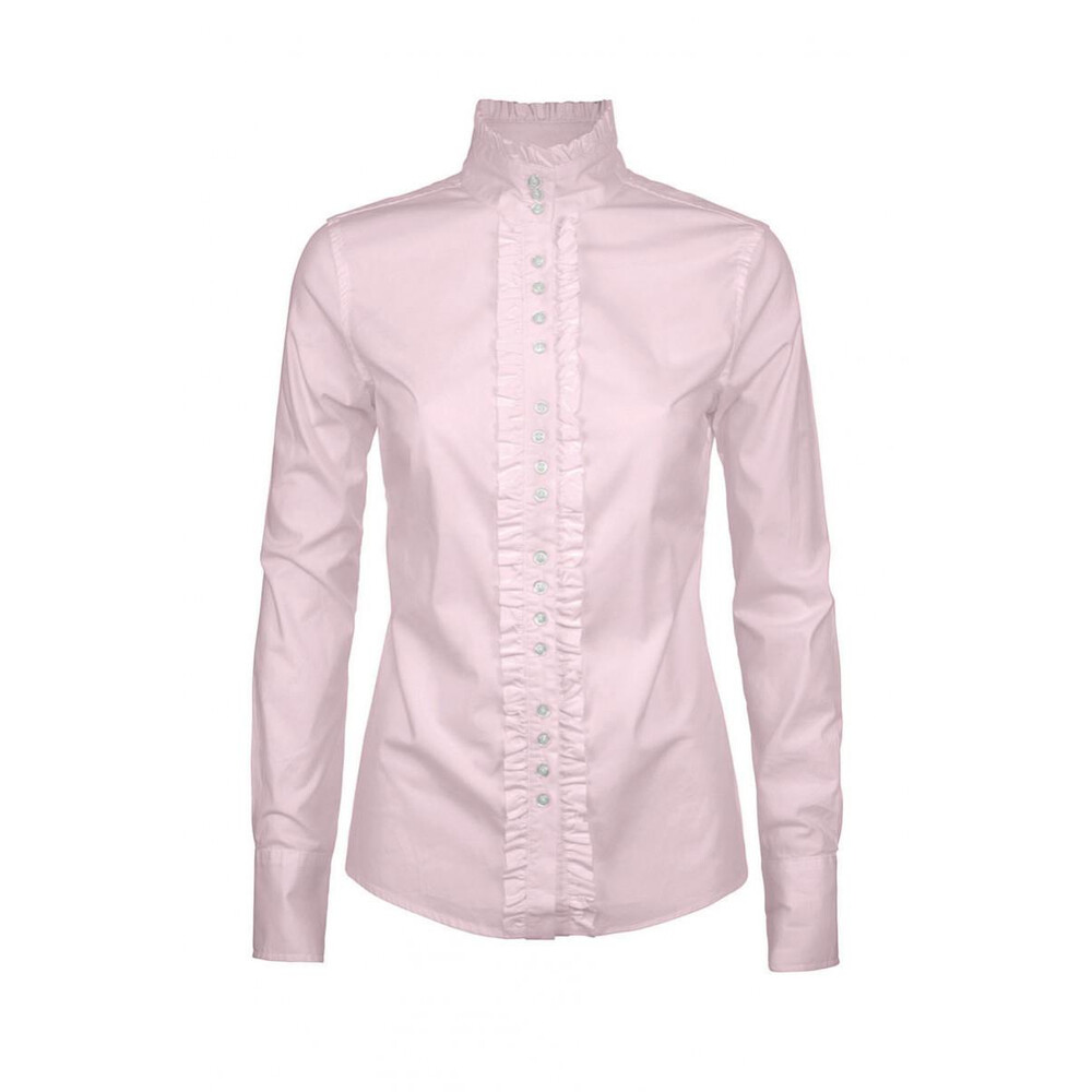 Dubarry Of Ireland Dubarry Chamomile Cotton Shirt - Pale Pink