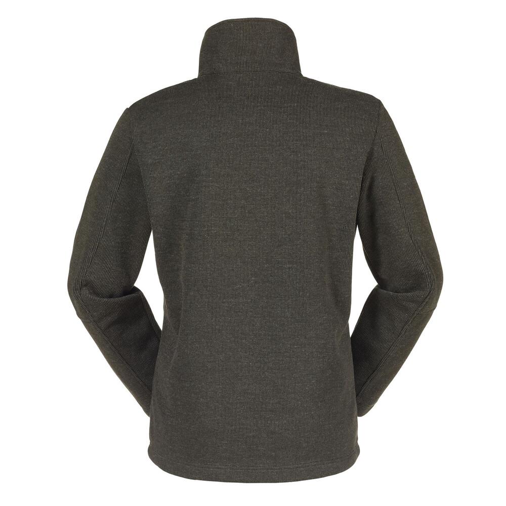 Musto Technical Wool 1/2 Zip Fleece - Forest - Medium Green