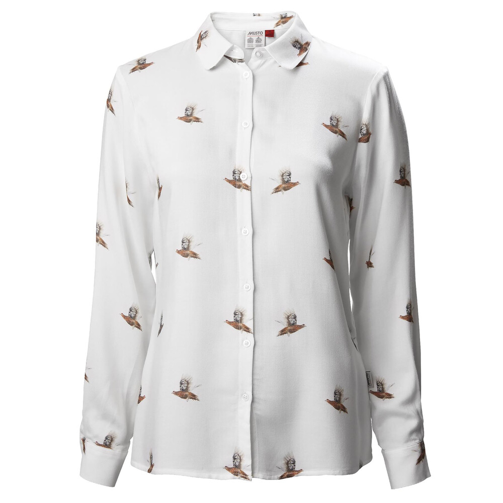 Musto Musto Country Pattern Shirt - Grouse